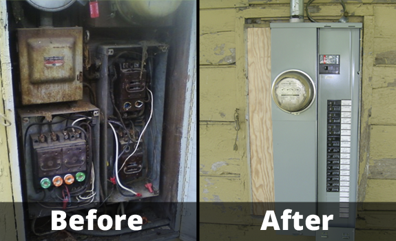 Tune Up Cost >> Electrical Services in Spokane | Air Control Heating and