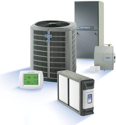Family of HVAC Products