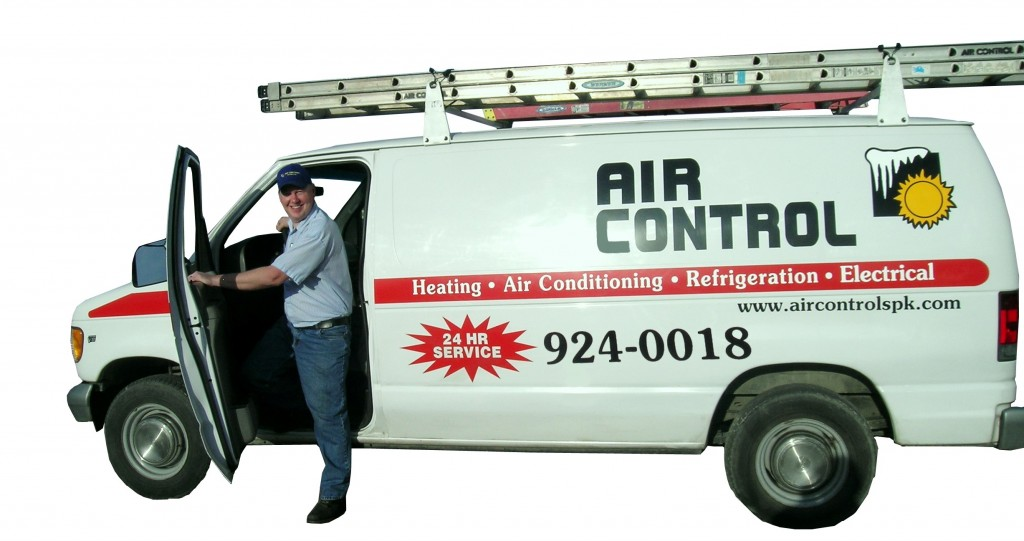 Services Provided Air Control Heating And Electric Inc