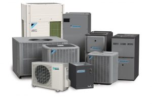 Daikin Product Family
